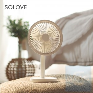 SOLOVE - F5 桌面充電風扇