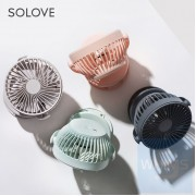 SOLOVE - F3 迷你夾子風扇