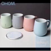 OHOM Kopi - Mug 4+1 Set Limited Edition 智能自熱保溫杯連無線充電座限定套裝