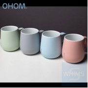 OHOM Kopi - Mug 4 Pack Limited Edition 智能自熱保溫4杯限定套裝