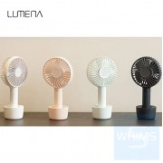 Lumena - 韓國 N9 FAN PRO2 無線充電手提風扇