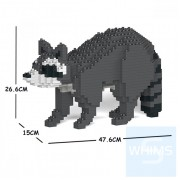 Jekca - 浣熊 01C