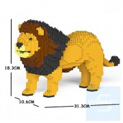 Jekca - 獅子 01S