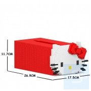 Jekca - Hello Kitty 紙巾盒