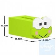 Jekca - Keroppi 紙巾盒 01S