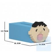 Jekca - 大口仔紙巾盒 01S
