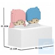 Jekca - Little Twin Stars 紙巾盒 01S