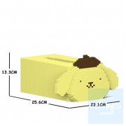 Jekca - 布甸狗紙巾盒 01S