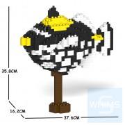 Jekca - 花斑擬鱗魨 01C