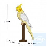 Jekca - 雞尾鸚鵡 01S