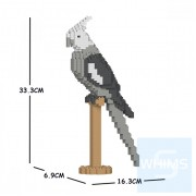 Jekca - 雞尾鸚鵡 03S