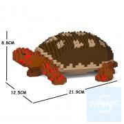 Jekca - 紅腿象龜 01S