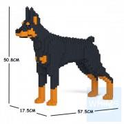 Jekca - 杜賓犬 01C M01/M02  (可砌垂耳款式)
