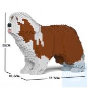 Jekca - 古代長鬚牧羊犬 01S M01/M02/M03/M04