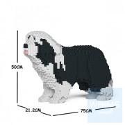 Jekca - 古代長鬚牧羊犬 01C M01/M02/M03/M04