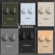 Sabbat 魔宴 - Vooplay 半入耳式真無線藍牙耳機 BT 5.0 APTX 版本