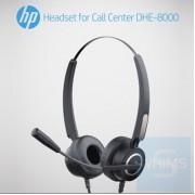 HP - USB 接線中心專用耳機 DHE-8000