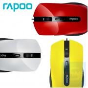 Rapoo - N3600 系列  變速有線光學滑鼠