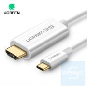 Ugreen - Type-C > HDMI 轉換器線 1.5M