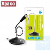 ApaxQ - USB 座枱式麥克風 MIC-602U