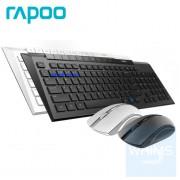 Rapoo - 8200M Tri-Mode 三模式無線鍵鼠套裝