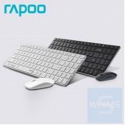 Rapoo - 9000M 多模式無線鍵鼠套裝