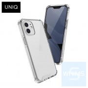 "UNIQ - Hybrid Crystal Clear Combat iPhone 12 Pro 6.1"" 保護殼"