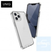 "UNIQ - Hybrid Crystal Clear Combat iPhone 12 Pro Max 6.7"" 保護殼"