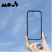 "Mous - Clarity for iPhone 12 mini 5.4"" 手機殼"