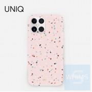 "UNIQ - Coehl Terrazzo - Blush Pink 手機殼 適用 iPhone 12 (5.4"" / 6.1"" / 6.7"")"
