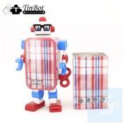 TinBot 鐵寶奇盒 - 紅白藍鐵寶 (港故仔)