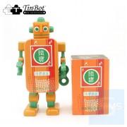 TinBot 鐵寶奇盒 - 橙綠鐵寶