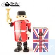 TinBot 鐵寶奇盒 - 英國兵鐵寶(倫敦巴士)