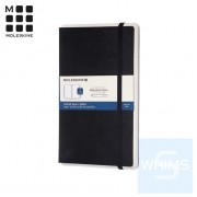 MOLESKINE - PAPER TABLET SMART NOTEBOOK 2 - BLACK