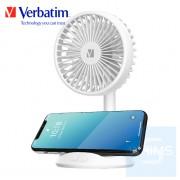 Verbatim - 座枱小風扇(附手機支架)