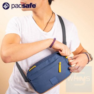 Pacsafe - Go 防盜單肩包(3 種顏色)
