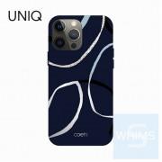 "UNIQ - Coehl Valley - Deep Navy iPhone 13 / Pro / Pro Max (6.1""/6.7"") 手機殼"