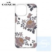 """Coach - Moody Floral iPhone 13 Pro / Pro Max (6.1""""/6.7"""") Protective 手機殼"""