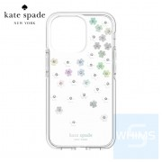 """Kate Spade New York - Scattered Flowers iPhone 13 Pro / Pro Max (6.1""""/6.7"""") Hardshell 手機殼"""