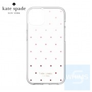 """Kate Spade New York - Pin Dot Ombre iPhone 13 Pro / Pro Max (6.1""""/6.7"""") Hardshell 手機殼"""