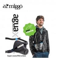 Miggo - 防水皮套相機小形包