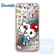 Hello Kitty 鏡面 軟膠 保護殻 (KT93M)