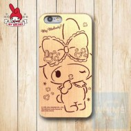 My Melody (MM88W) 木殼 Wood Case for iPhone 系列