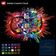 Adobe Creative Cloud - All Apps - 亞洲多語言和平台 - ( 商務12個月下載版 )