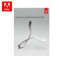Adobe Acrobat Standard DC 2017 For Win ( 繁體及英文盒裝版 )