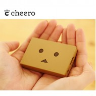 Cheero - Cheero Power Plus DANBOARD version - Block - 3000 mAh 手提充電器