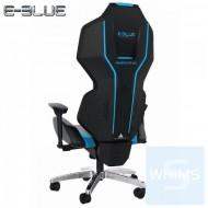 E-BLUE AUROZA PC GAMING CHAIR (BLUE)