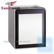 Eagle Safes 超強防火防爆施華洛世奇白水晶金庫 LU-1000BM#W