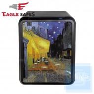 Eagle Safes - UNI 露天咖啡座防火萬夾+電子密碼鎖 (040BP3)