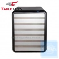 Eagle Safes - UNI 型格磨砂鏡面防火萬夾+電子密碼鎖 (040MR)